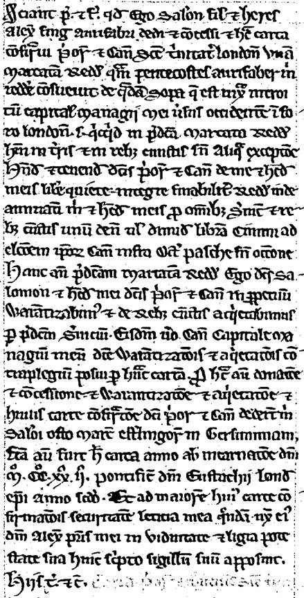 Scanned version of Charter 00390024