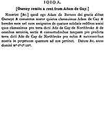 Charter 02623010