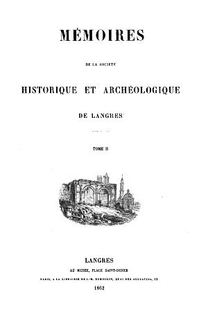 Chartes Concernant l'Abbaye d'Auberive