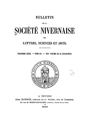 Les Chartes de Saint-Etienne de Nevers