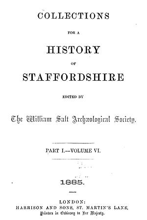 The Stone Chartulary