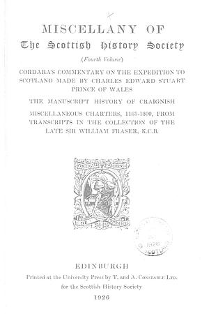 Miscellaneous Monastic Charters, 1165 - 1399