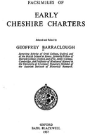 Cartulary 0137 - Facsimiles of Early Cheshire Charters