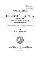 Cartulary 0206 - Cartulaire de l'Evêché d'Autun(Premiere)