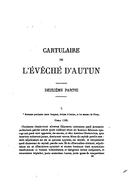 Cartulary 0207 - Cartulaire de l'Evêché d'Autun(Deuxieme)