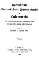 Cartulary 0263